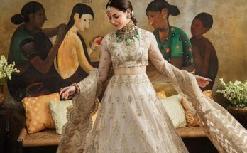 Afrozeh Shehnai Wedding Formals Collection