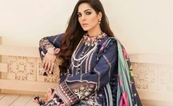 Afrozeh Summer Sonnet Lawn Collection