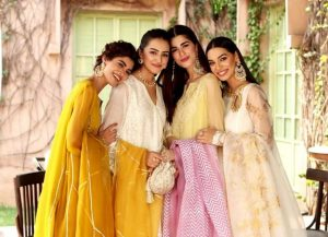 Agha Noor Festive Collection