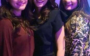 Muneeb Butt, Aiman Khan and Minal Khan Beautiful New Photos of Birthday Party