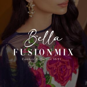 Asifa n Nabeel Bella Cambric Collection