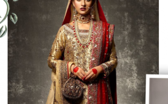 Ayesha Ibrahim Bridal Wear