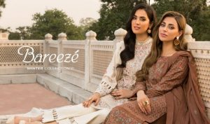 Bareeze Winter Collection