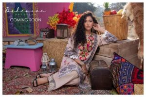 Bohemian Day Dream Spring Summer Lawn Collection