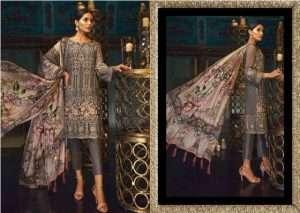 Buy Online Noor Premium Linen Dresses Al-Noor Fabrics