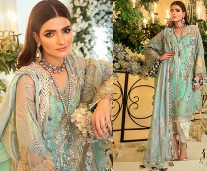 Buy Online Sana Safinaz Nura Luxury Festive Collection