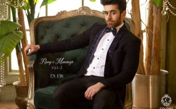 Colors Rang e Muntazir Mens wear Collection