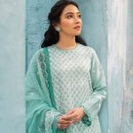 Cross Stitch Mahiri Embroidered Lawn Collection