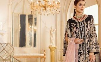 Damask X Rouche Luxury Handwork Formal Collection