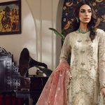 Emaan Adeel Bella Robe Festive Wedding Chiffon Dresses Collection