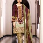 Esha Eman Embroidery Winter Collection by Jubilee Textiles