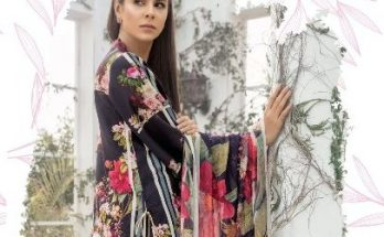 Firdous Embroidered Lawn Karandi Collection