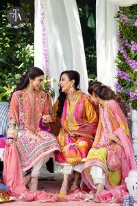 Farah Talib Aziz Eid Luxe Collection 7