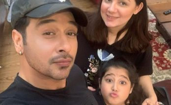 Faysal Qureshi Lock Down Family Photos