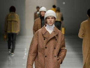 Fendi Men FallWinter Fashion Show Collection Top Ten Menswear