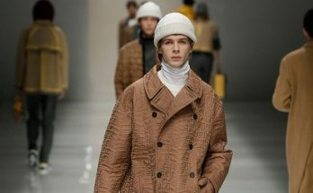 Fendi Men FallWinter Fashion Show Collection Top Ten Menswear