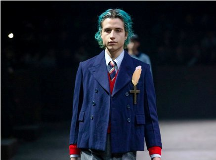 Gucci Men Fall Winter Collection Fashion Show Price Buy Online
