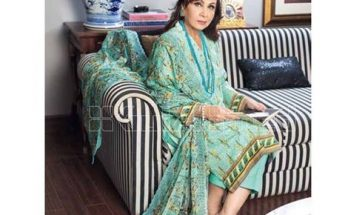 Gul Ahmed Tribute to Mothers Spring Summer Lawn Collection