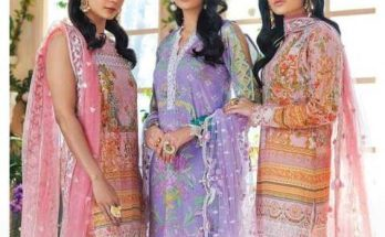 Gulaal Spring Summer Embroidered Lawn Collection