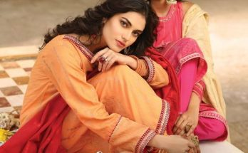 Latest Hello Spring Collection by LSM Fabrics Lakhany Silk Mills