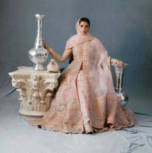 Hussain Rehar JhilMil Bridal Festive Formals Collection 2