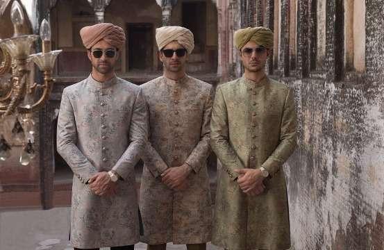 Junaid Jamshed Wedding Collection