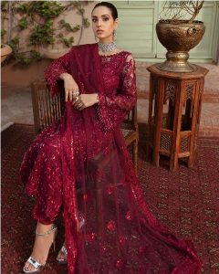 Kanwal Malik Laam Official Bridal Studio Online Shopping Maahi Wedding Festive Collection