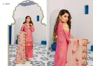 Rujhan Fabrics Eid Collection