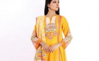 Khaadi Spring Summer Lawn Collection (2)