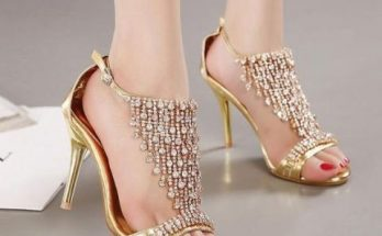 Latest-Designs-Bridals-wear-High-Heeled-Shoes-1