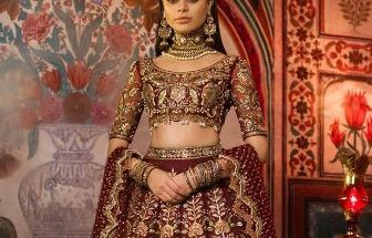 Latest Indian Bridal Wear Wedding Dress Designs Women
