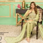 MTF Dilkash Luxury Ayudia Karandi Embroidered Collection