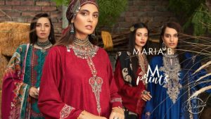 Maria B MPrints Winter Collection