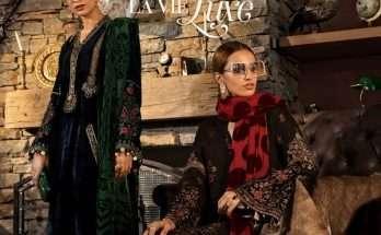 Maria.b. La Vie Luxe Linen Maria B Autumn Winter Linen Collection