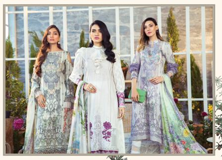 MariaB MPrints Spring Summer Lawn Collection
