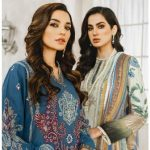 Maryum n Maria Luxury Lawn Collection