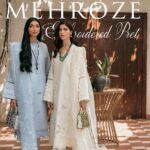 Mehroze Embroidered Pret Collection Republic Womenswear