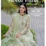 Menaal Faizan Zebaish Luxury Embroidered Collection