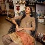 Meraki Embroidered Chiffon Collection ZS Textile