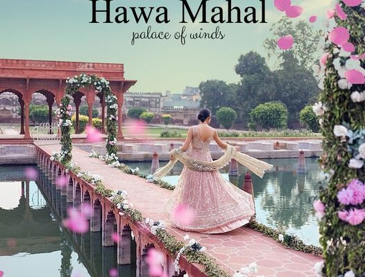 Mushq Hawa Mahal Tissue De Luxe Collection