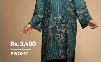 Nishat Linen Fall Winter Ready to Wear Collection - NL F W Ready to Wear