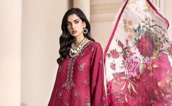 Noor By Saadia Asad Luxury Lawn Collection