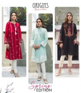 Origins Ready to Wear Spring Summer Collection