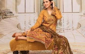 RIDA SWISS VIOL PREMIUM EMBROIDERED COLLECTION
