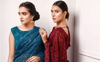 Sanas Latest Organza Saree Collection with Price Buy Online