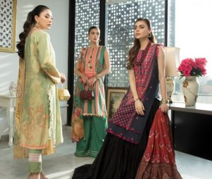 So Kamal Cambric Collection