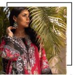 Taabir Summer Lawn Collection Afsaneh