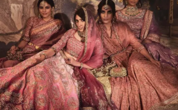 Tarun Tahiliani Bridal Wear