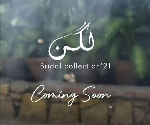 Umsha by Uzma Babar Lagan Bridal Collection