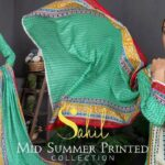 ZS Textile Sahil Mid Summer Collection
